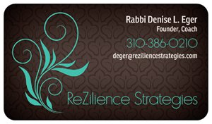 Coaching Rezilience Card
